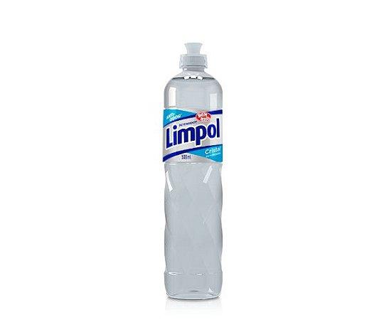 Detergente de Louças Limpol 500ml Cristal