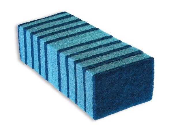 Esponja Antiaderente Teflon c/ 3UN Ref.:456