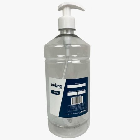 Frasco Dispenser c/ Válvula Pump 1L