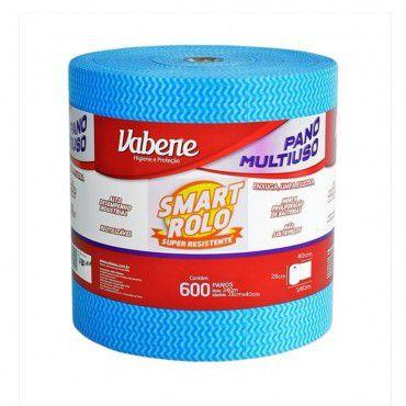 Pano Multiuso Smart Rolo 28x240m 35G Azul