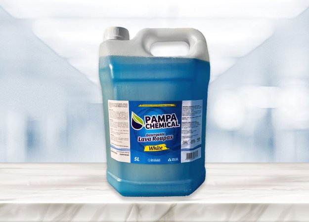 Lava Roupas Pampa Chemical White 5L