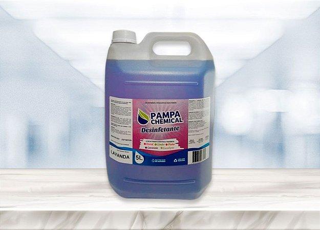 Desinfetante Pampa Chemical Lavanda 5L
