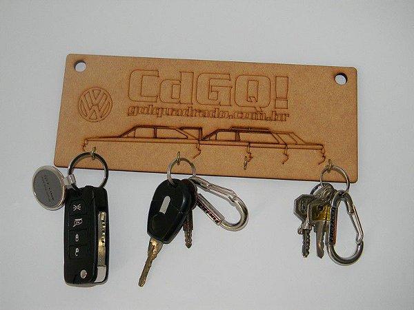 Porta Chaves CdGQ!