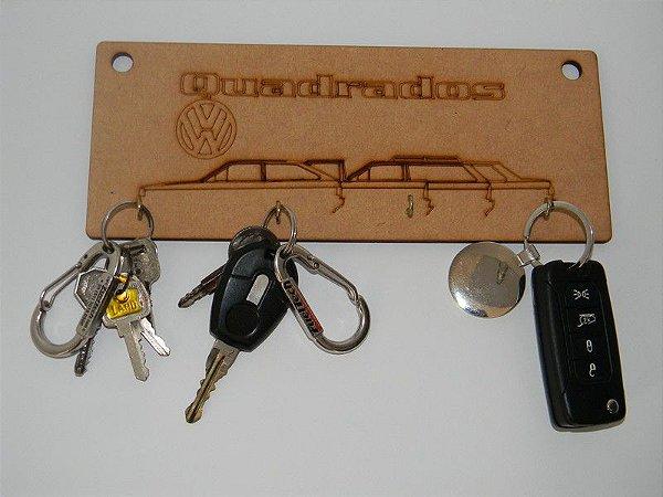 Porta Chaves VW Quadrados
