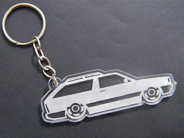 Chaveiro VW Parati Quadrada