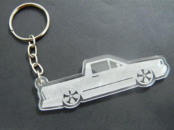 Chaveiro VW Saveiro Quadrada