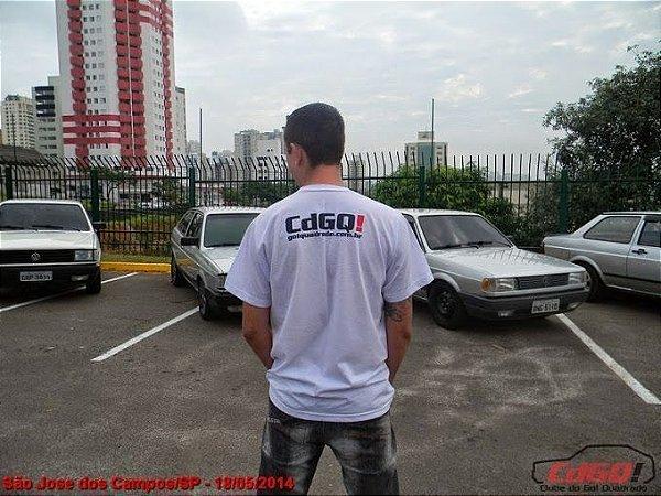 Camiseta Gol Quadrado - OFICIAL