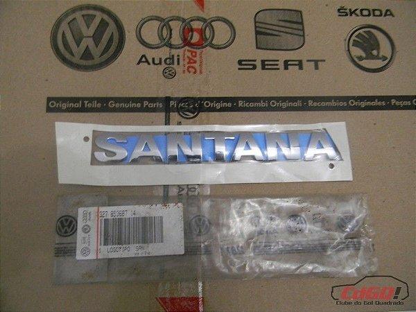 Emblema ORIGINAL Santana 2000
