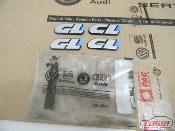 Emblema CL original VW