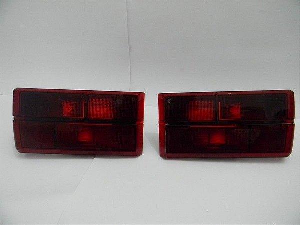 Par Lanterna Gol 86 Rubi Vermelha POLIMATIC