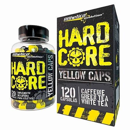 HARD CORE YELLOW 120 CAPS