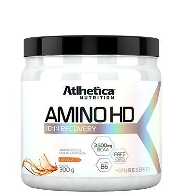 AMINO HD 10:1:1 (300g) - Athletica Nutrition