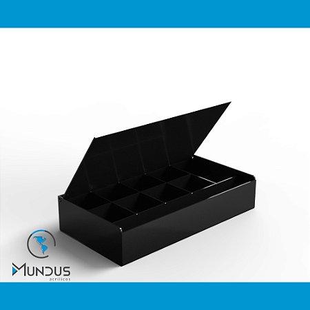 Caixa em Acrílico 2mm | Gin Box