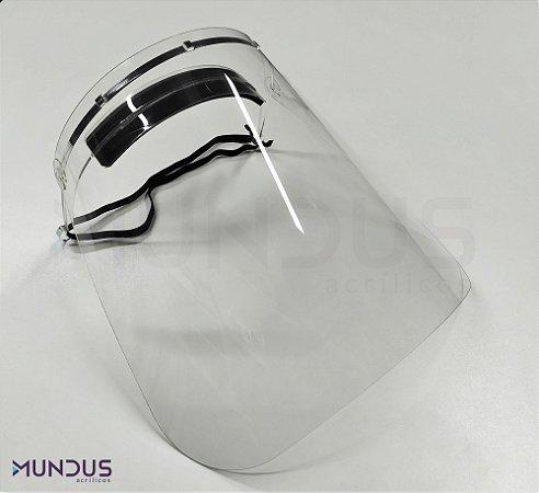 Protetor facial - Face shield - 50 UNIDADES