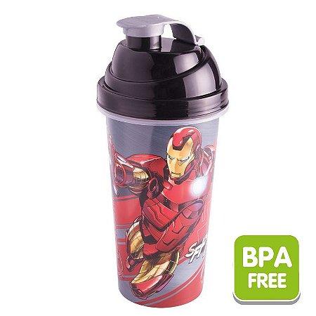 Coqueteleira Homem de Ferro 580 ml