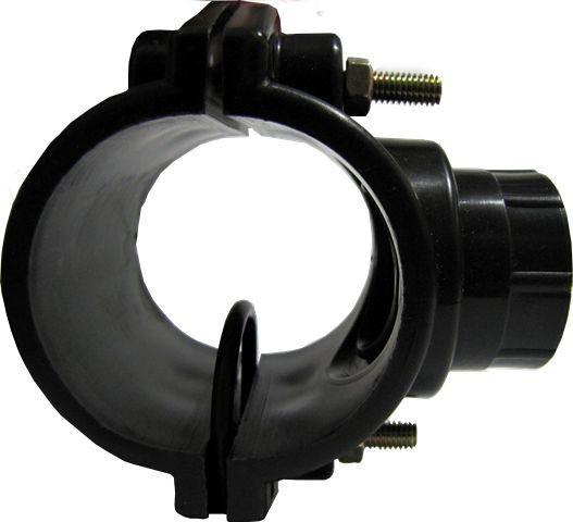 """Abraçadeira colar para tubo Ø2"""""""