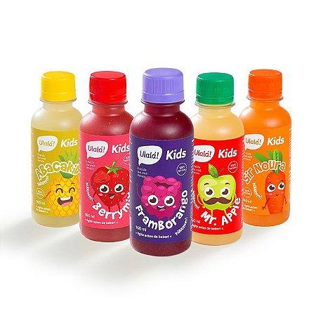 Sucos Kids - 5 sabores
