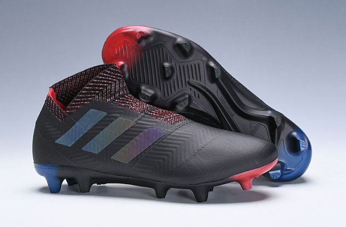 de7fcda0f4 Chuteira Campo Adidas Nemeziz 18+ FG - Loja Online JP ARTIGOS ESPORTIVOS