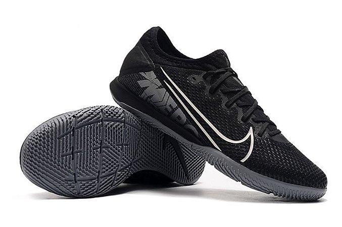 Chuteira Futsal Nike Mercurial Vapor 13 Pro IC Preta