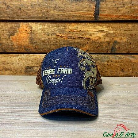 Boné Texas Girl - Texas Farm