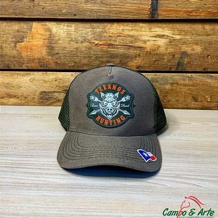 Boné Hunting Texanos - Texano´s