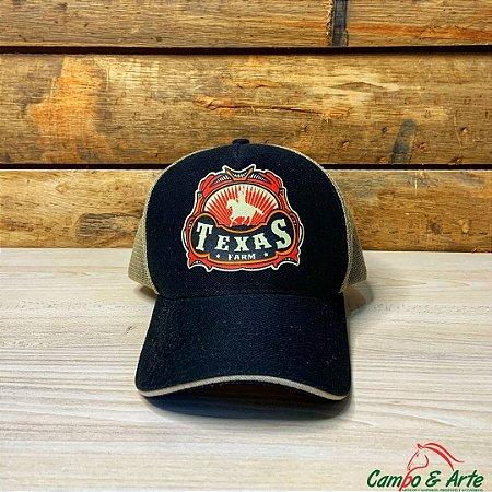 Boné Texas - Texas Farm