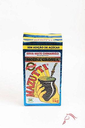 Erva Mate Mazutti Moída Grossa - 1kg