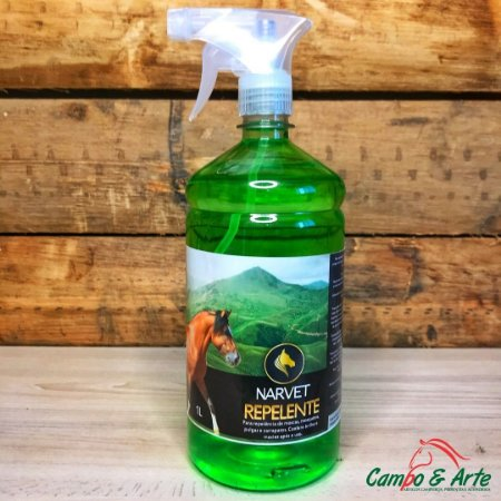 Repelente Citronela p/ Cavalo - 1L