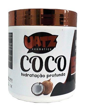 UATZ   Máscara Hidratante de Coco - 500 gr