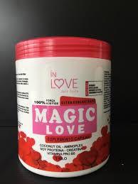 In Love Magic Love Reconstrução