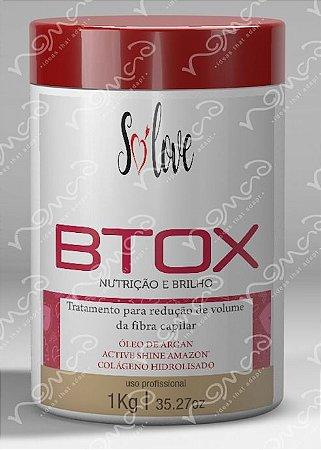 Botox So Love Nutrição e Brilho 1kg