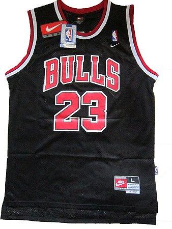 Camiseta Regata Basquete NBA Classic Chicago Bulls Michael Jordan #23