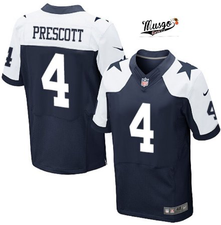 watch e8ce6 25599 Jersey NFL Dallas Cowboys Dak Prescott #4