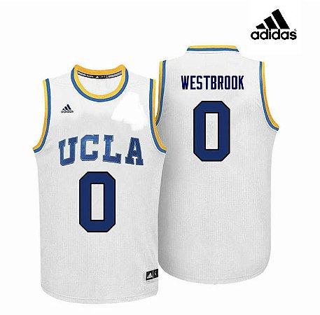 Camiseta Regata Basquete NCAA UCLA  Russel Westbrook #0