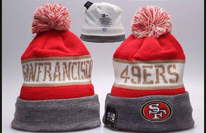 Gorro Futebol Americano NFL San Francisco 49ers