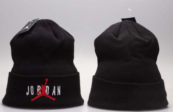Gorro Nike Air Jordan Logo 2 Black