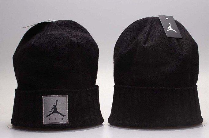 Gorro Esportivo Nike Air Jordan logo Black