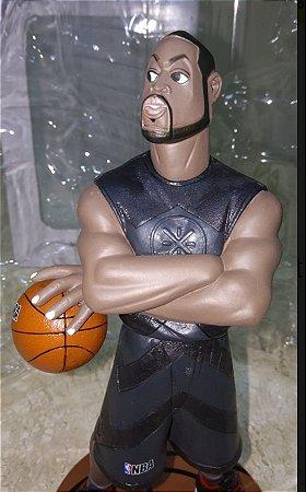 Boneco Miniatura Basquete NBA Dwayne Wade Draw