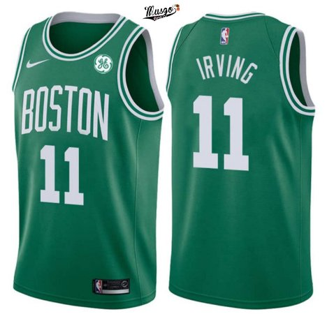 017473272 Camiseta Regata Basquete NBA Boston Celtics Kirie Irving  11 green ...