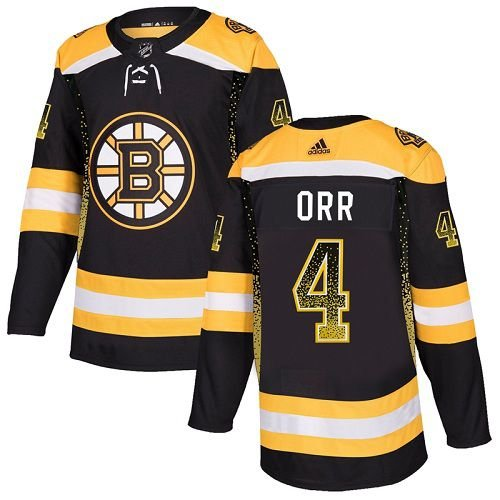 Camisa Hockey NHL Boston Bruins Bobby Orr  4 - MUSGO STORE 440b4f0784a8e