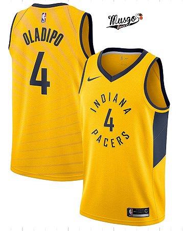 Camiseta Regata Basquete NBA Indiana Pacers Oladipo #4