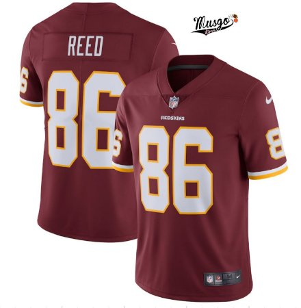 Camisa Futebol Americano NFL Washington RedSkins Jordan Reed #86 -XXXL