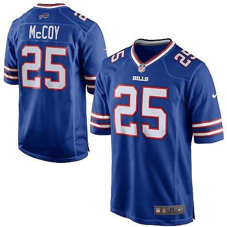 Camisa Futebol Americano NFL Búfalo Bills Lesean Mccoy #25 #25