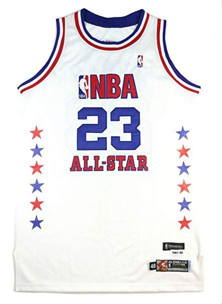 0f7f0ed8f43 Camiseta Regata Basquete NBA All Star Game 2003 Michael Jordan  23 ...