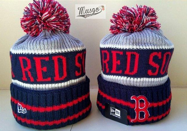 Gorro Esportivo Baseball MLB Boston Red Sox