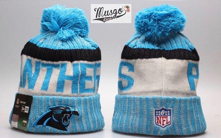 Gorro Futebol Americano NFL Carolina Panthers Azul