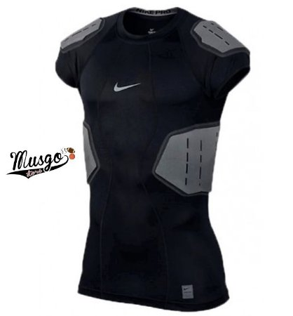 Camiseta Esportiva de treino Futebol Americano Nike pro Pads