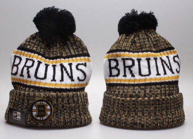 Gorro Esportivo Hockey NHL Boston Bruins