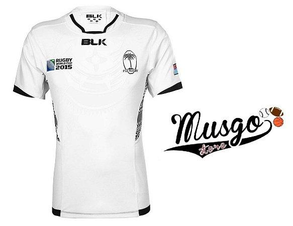 Camisa Esporte Rugby Seleção de Fiji