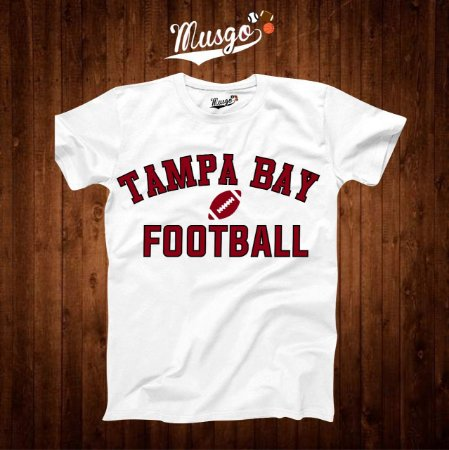Camisa Esporte Futebol Americano NFL Tampa Bay Tom Brady Número 12 Branca